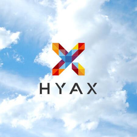 Diseño de Logo: hyax