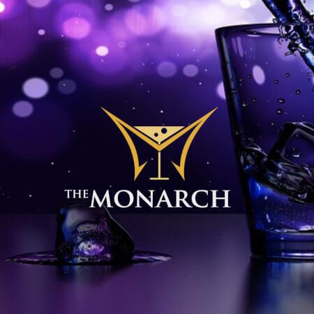 Diseño de Logo: The Monarch